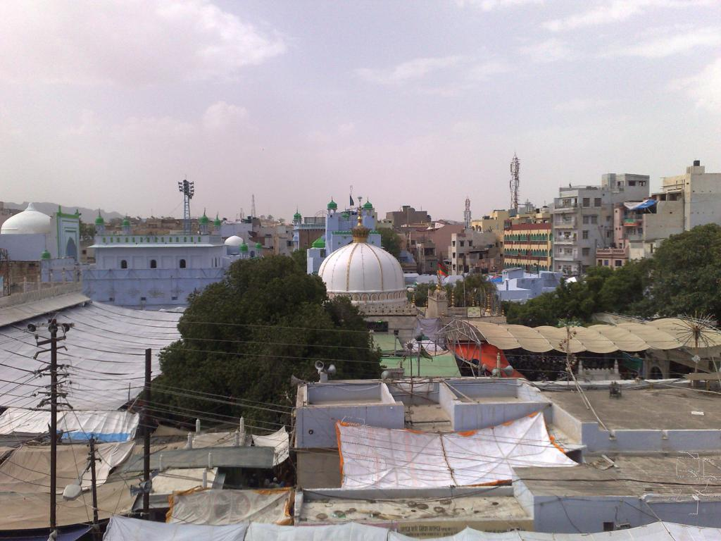 Ajmer Sharif | Khawaja Gharib Nawaz shrine
