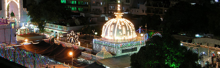 Khawaja Gharib Nawaz shrine, Ajmer Sharif, Ajmer Sharif